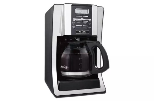 Mr. Coffee Advanced Brew
