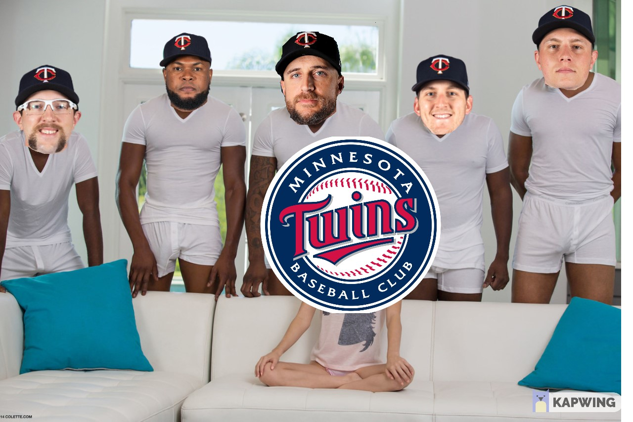 Twins get fucked by manager and bullpen
