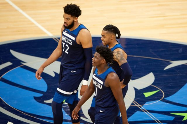 Timberwolves' First-Round Pick, No.7, Goes To Warriors – WCCO   CBS  Minnesota