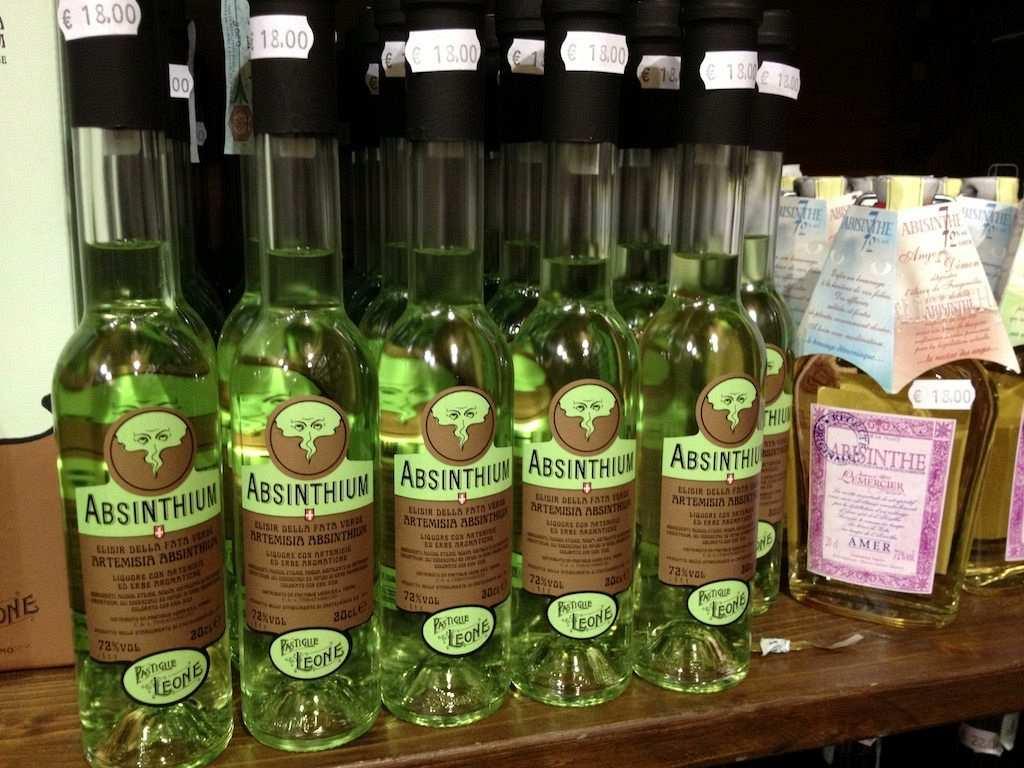 absinth, absent, absinthe