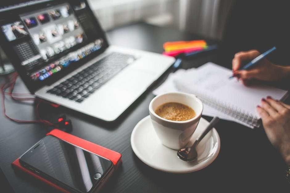 kahve macbook