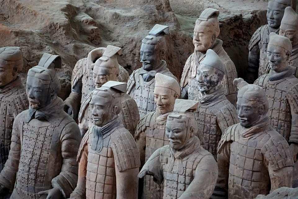 terracotta askerleri