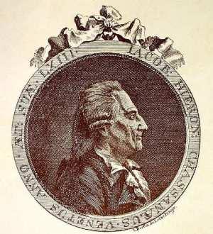 Casanova, 1788 by johann berka