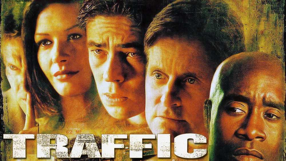 traffic film afişi