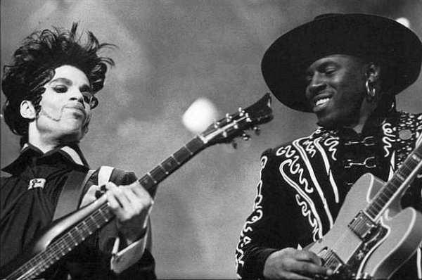 Prince & Levi