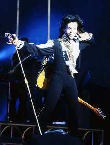 Prince konser