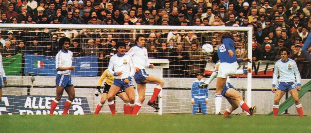 1978 dünya kupası İtalya Fransa maçı