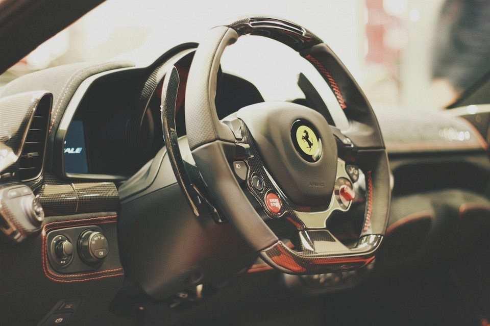 Ferrari Direksiyonu
