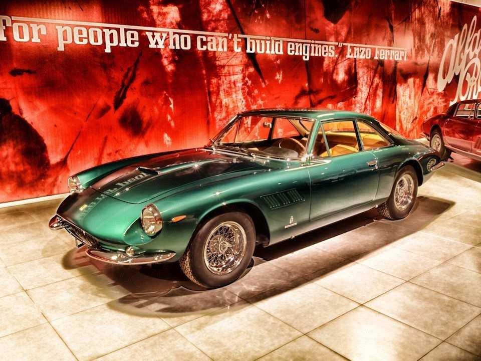 1965 Ferrari 500