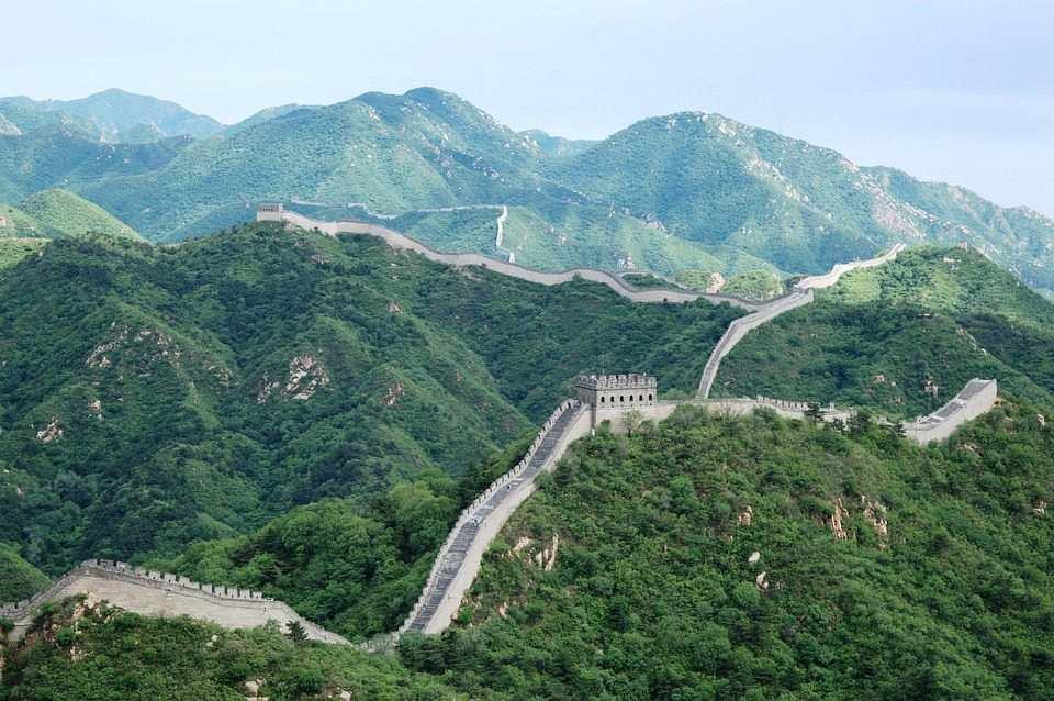 Badaling China The Great Wall