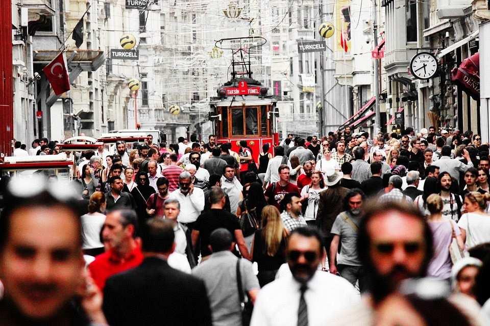 İstiklal Caddesi, İstanbul