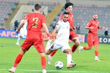 فوز المنتخب الوطني اللبناني