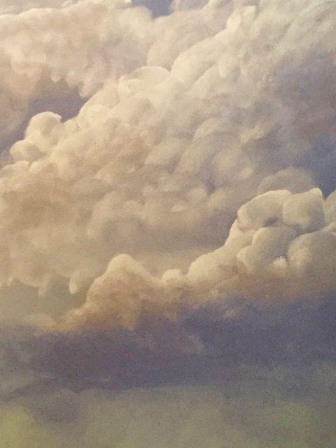 Rita's clouds