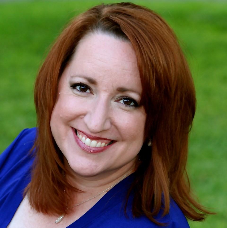 Beverly Ingle, author headshot