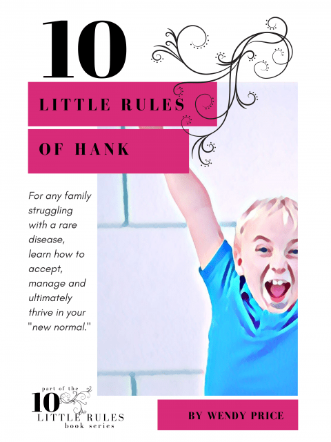 10 Little Rules of Hank cover image