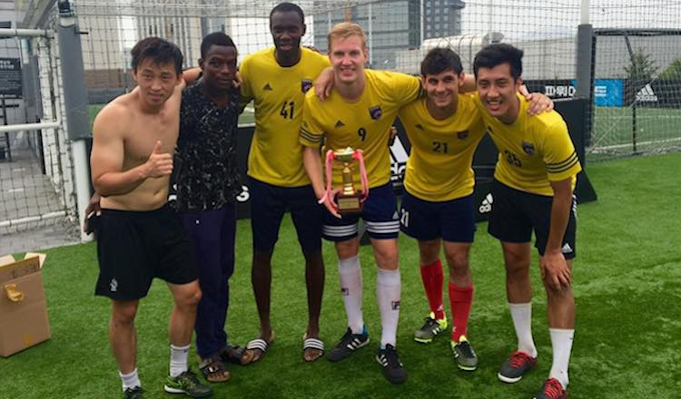 Seoul Sunday Football League | SSFL