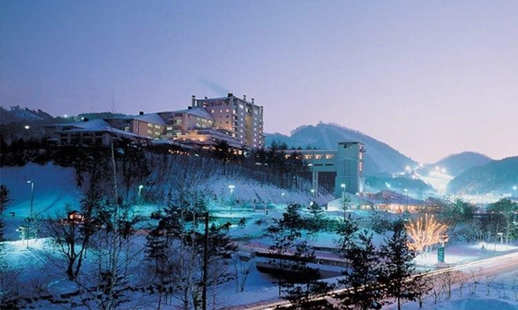 Yong Pyong Resort | Pyeongchang-gun, Gangwon-do