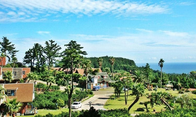 Jungmun Resort Complex   Seogwipo-si, Jeju-do
