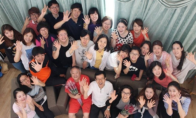 Gangnam-Gu Multicultural Family Support Center