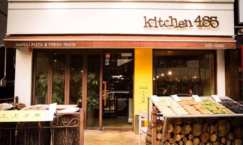 Kitchen 485   Mapo-gu, Seoul