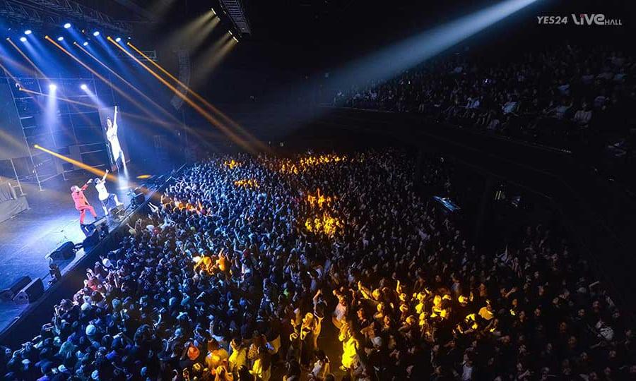 Yes24 Live Hall | Gwangjin-gu, Seoul