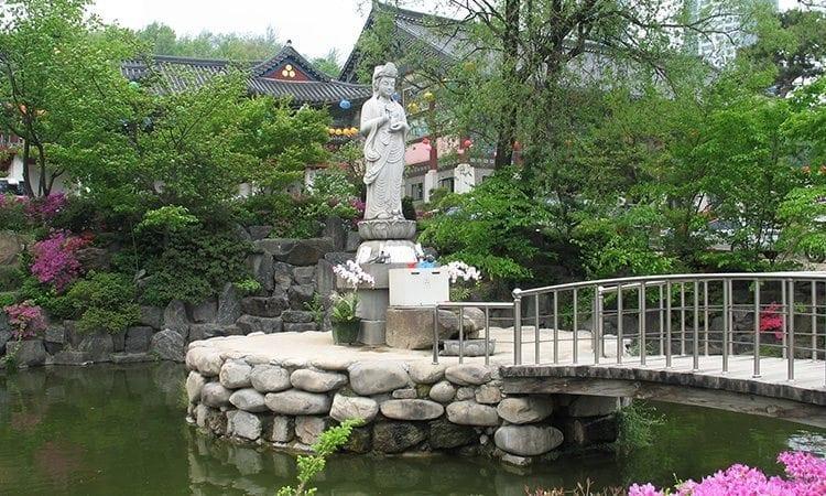 Bongeunsa Temple | Gangnam-gu, Seoul
