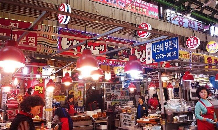 Majang Meat Market | Seongdong-gu, Seoul