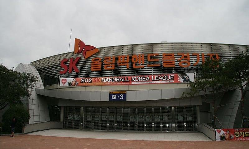 SK Olympic Handball Gymnasium | Songpa-gu, Seoul