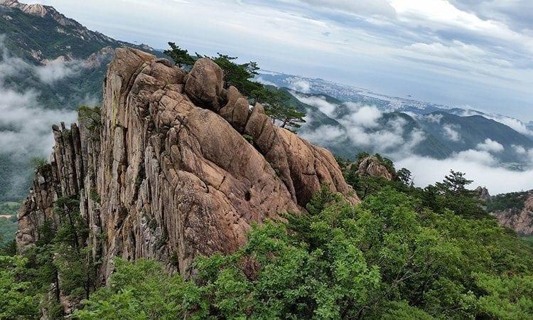 Seoraksan Mountain | Sokcho-si, Gangwon-do