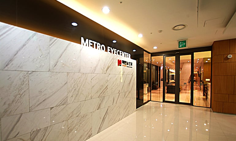Metro Eye Center | Jung-gu, Daegu