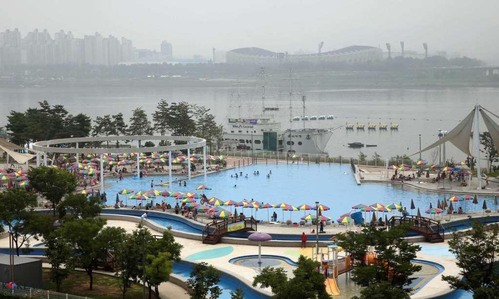 Ttukseom Hangang Park | Gwangjin-gu, Seoul