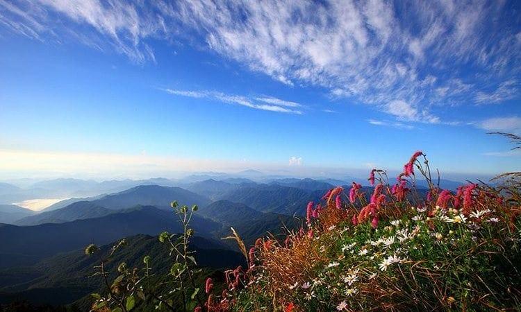Jirisan Mountain | Sancheong, Gyeongsangnam-do