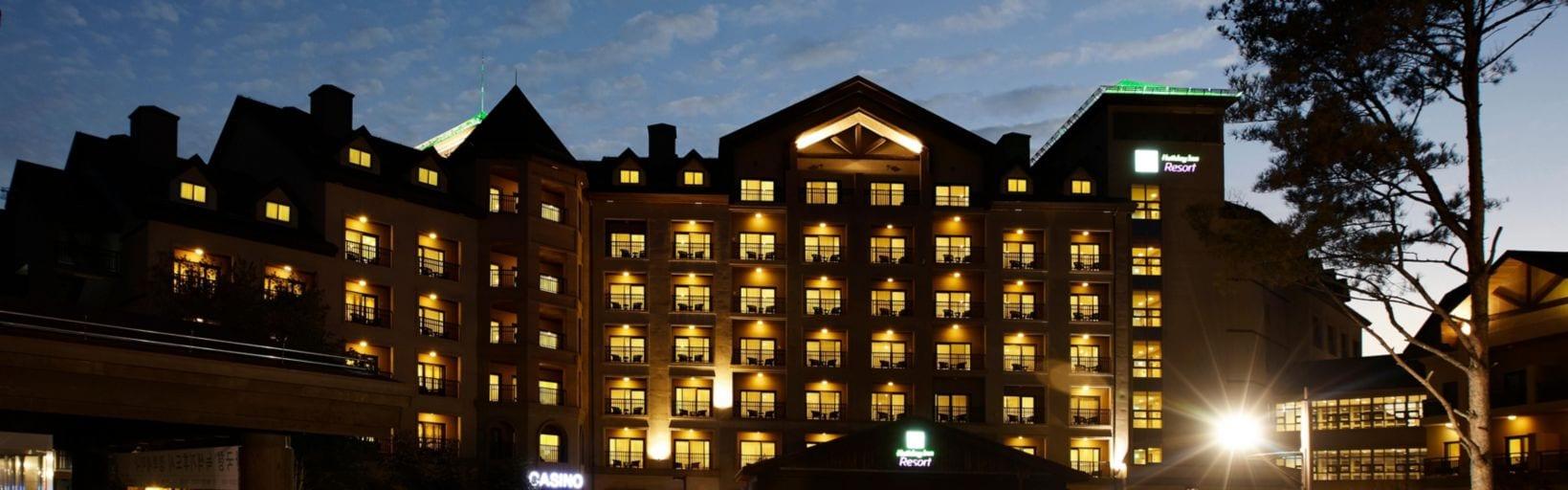 Holiday Inn Resort Alpensia | Pyeongchang-gun, Gangwon-do