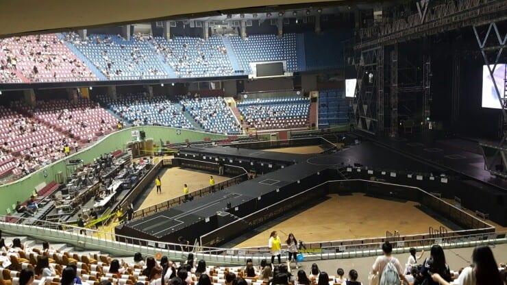 Jamsil Arena (Jamsil Indoor Stadium) | Songpa-gu, Seoul