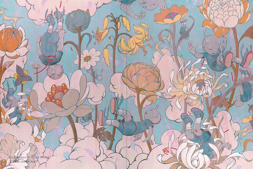 James Jean's Eternal Journey Exhibition | Songpa-gu, Seoul