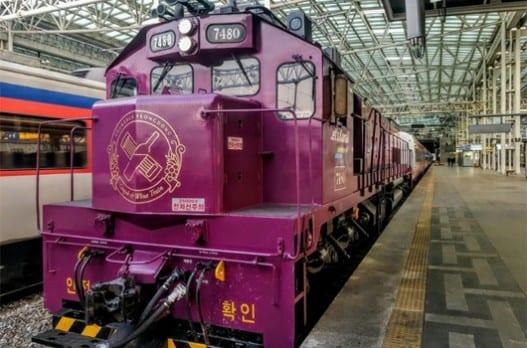 Wine Train Tour | Jung-gu, Seoul