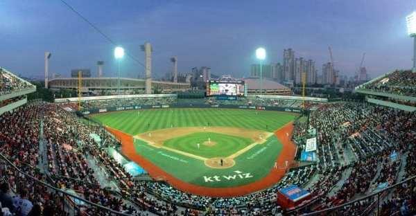 Suwon KT Wiz Park | Suwon-si, Gyeonggi-do