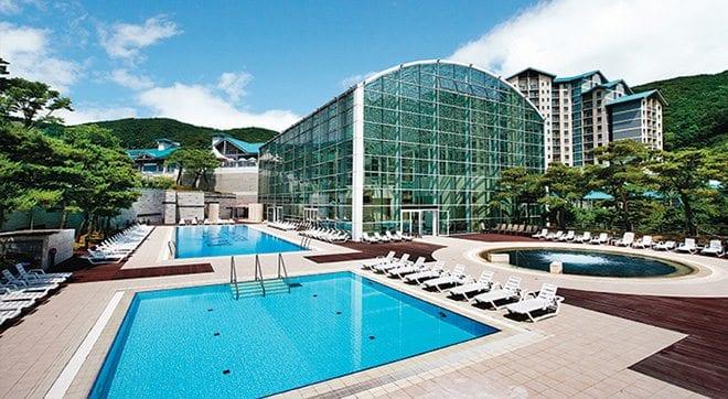 resorts in korea Konjiam resort and spa