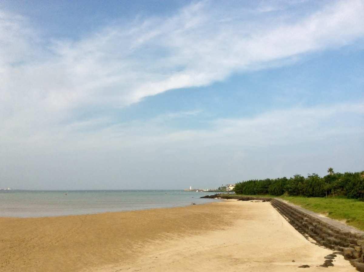 top jeju beaches Pyoseon Beach