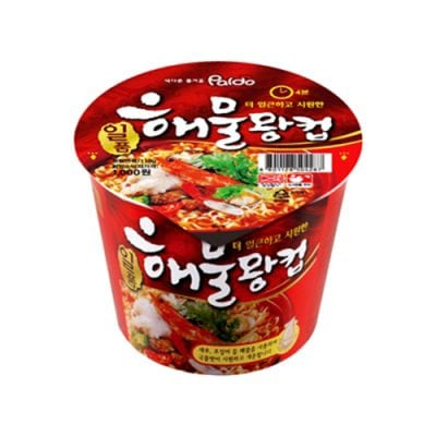 Hae Mul Wang Cub 해물왕컵 korean ramen guide