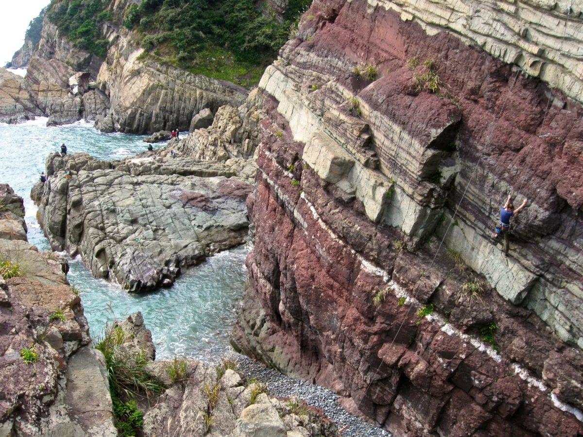 The 9 Best Busan Beach Activities To Do This Summer rock climbing
