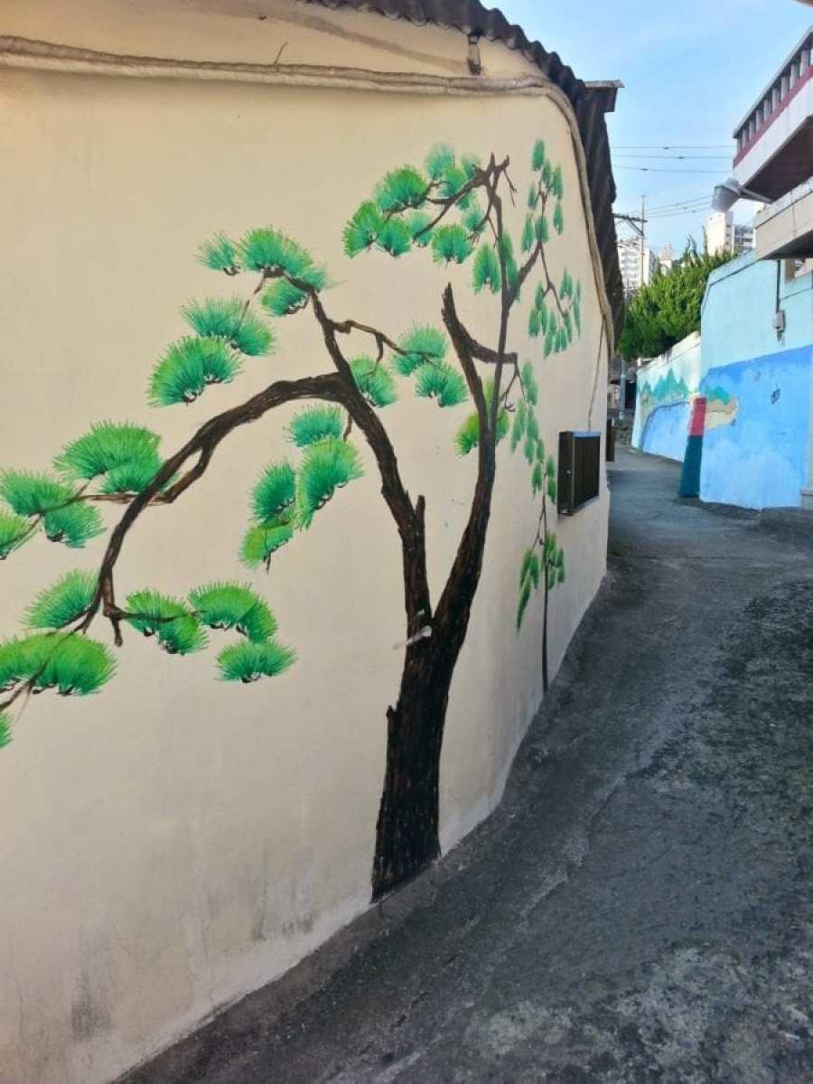 Graffiti Culture In Busan