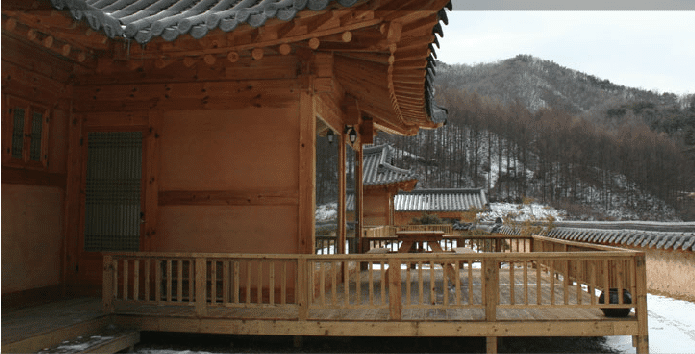 31 Of The Most Unique Hotels and Pensions in Korea Geomeok Hanok Pension