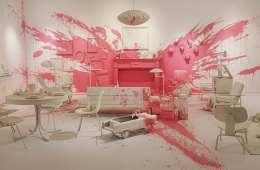 art exhibitions seoul mr brainwash life is beautiful