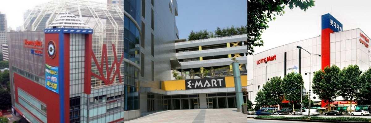 Korean Grocery Tips Homeplus, emart, Lotte Mart