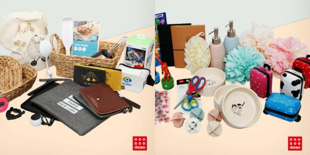 Korean Grocery Tips daiso items
