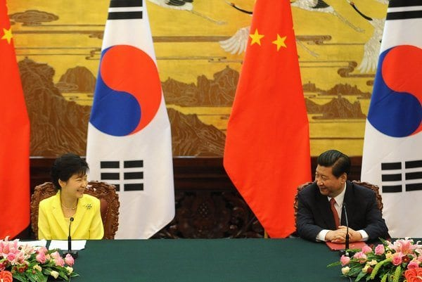 4 Threats to Korean Economy, China