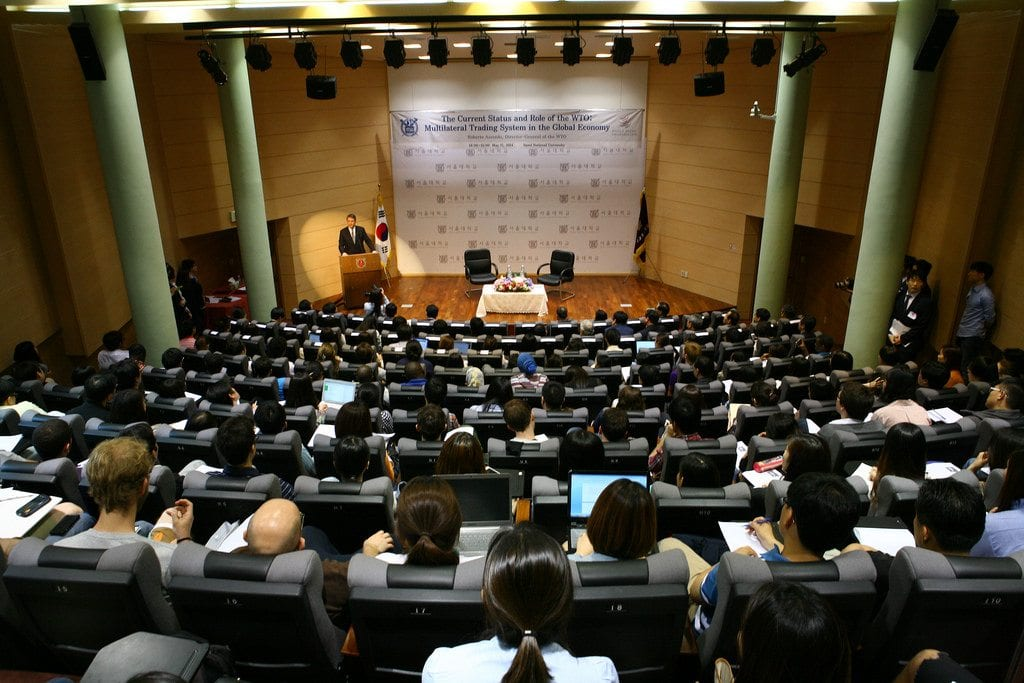 Study Abroad in South Korea education