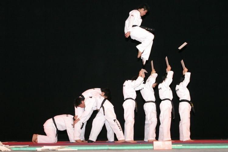 taekwondo experiences