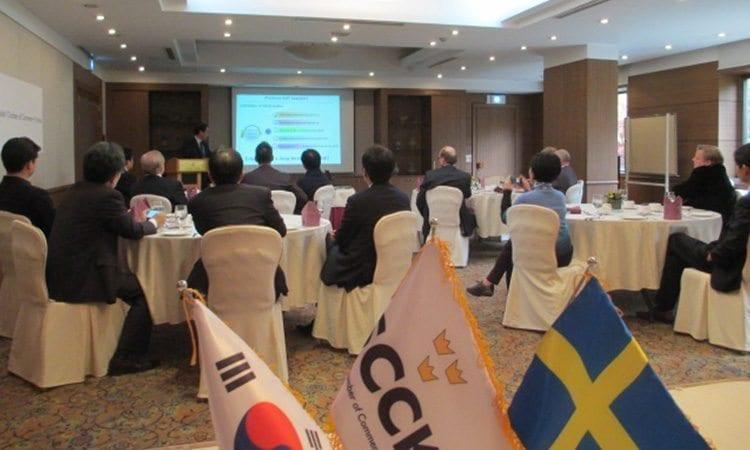 Swedish Chamber Of Commerce In Korea